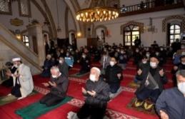 Anadolu'nun ilk camisi Habibi Neccar'da yağmur duası