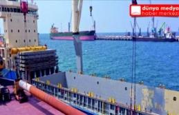 Yurt dışındaki büyük projelerin   çelik tedarikinde Tosyalı imzası