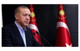 Cumhurbaşkanı Erdoğan yeni koronavirüs tedbirlerini...