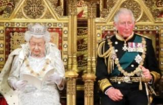 İngiliz Kraliyet Ailesi'nden Prens Charles'ın...