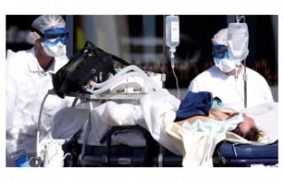 Koronavirüs salgını nedeniyle yurt dışında yaşayan...