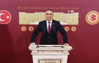 MHP Hatay Milletvekili Lütfi Kaşıkçı'dan...