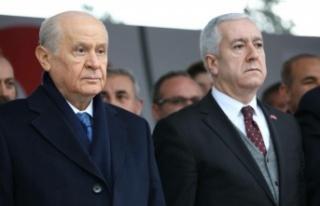 MHP Genel Başkan Yardımcısı Sadir Durmaz'dan...
