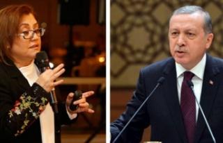 Fatma Şahin, CHP'li belediye başkanları hakkında...