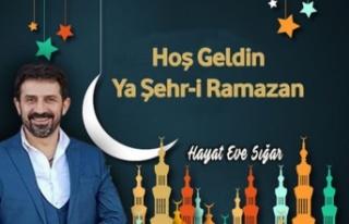 MHP Hatay İl Başkanı Murat ADAL'dan Ramazan...