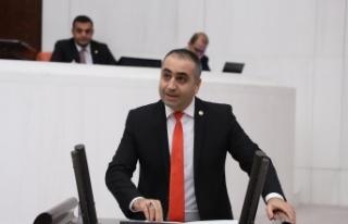 MHP Milletvekili Lütfi KAŞIKÇI'dan Bayır-Bucak...