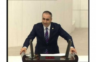 "MHP Milletvekili Kaşıkçı : ""Çiftçimizin..."