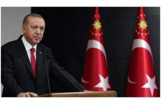 """Son Dakika : Cumhurbaşkanı Erdoğan: """"ASIL..."""
