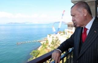 Cumhurbaşkanı Erdoğan, Yassıada'nın tarihi...