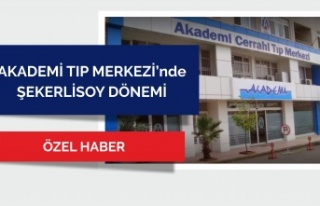 Akademi Tıp Merkezinde yeni dönem