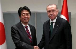 Japonya Başbakanı'ndan resmi açıklama: Türkiye'ye...