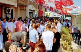 """MHP Hatay İL Başkanı Murat ADAL:""""BİR DAHA..."""
