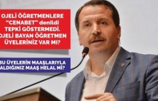 Türk Eğitim-Sen Hatay 2 Nolu Şube Başkanı Yavuz...