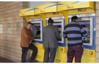 PTT ATM'lerinden Yeni Kimlik Kartı İle Para Çekilebilecek
