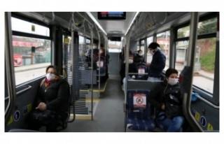 Toplu taşıma araçlarında yüzde 50 taşıma zorunluluğu...