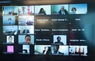 Türk Konseyi Sağlık Komitesi toplandı