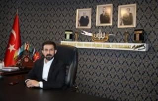 "MHP İL BAŞKANI ADAL: ""Genel Başkanımız Devlet..."