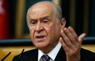 MHP Lideri Bahçeli: Yunanistan hiç kimseye güvenip...