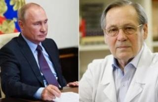Rusya Devlet Başkanı Vladimir Putin koronavirüs...