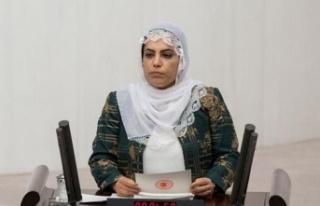 HDP Milletvekili Remziye Tosun'a 10 yıl hapis...