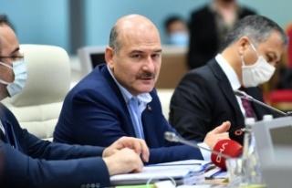 İçişleri Bakanı Soylu: Toplanma alanlarına ilişkin...