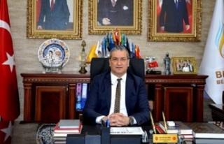 Belen Belediye Başkanı Gül'ün Kovid-19 testi...