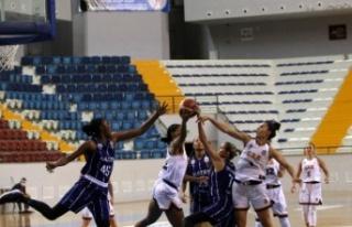 Kadınlar Basketbol Süper Ligi: Çukurova Basketbol:...