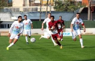 Süper Lig: A.Hatayspor: 2 Ç.Rizespor: 2