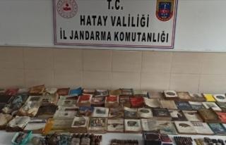 Amanoslar'da PKK'ya Ait Mühimmat Ele Geçirildi!