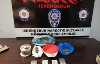 Arsuz'da Uyuşturucu Operasyonu!