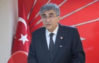 CHP Hatay İl Başkanı Parlar, 15 günlük genel...