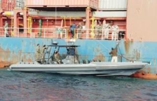 Dışişleri Bakanlığı'ından El konulan Gemi...