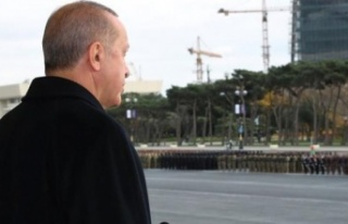 Erdoğan Azerbaycan'daki Törene Katıldı!