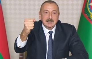 Ermenistan Ateşkesi İhlal Etti, Aliyev'den...