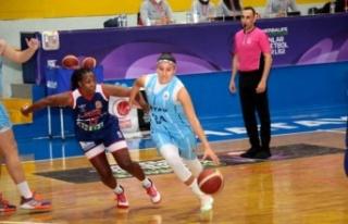 Kadınlar Basketbol Süper Ligi: Hatay Büyükşehir...