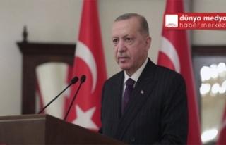 Erdoğan Telegram'dan Vatandaşlara Seslendi:...