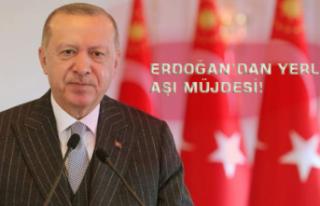 Nisanda Kullanıma Hazır: Erdoğan'dan Yerli...