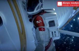 """Bahçeli'den Astronot için İsim Önerisi: """"Cacabey""""!"""