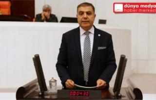 "CHP Hatay Milletvekili Güzelmansur: ""4 Milyon..."