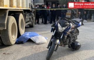 Samandağ'da Kahreden Kaza: 1 Ölü!