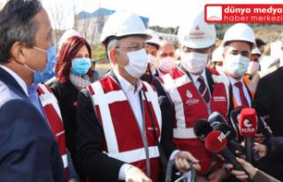 """CHP Lideri Kılıçdaroğlu: """"Güzel bir Türkiye..."""