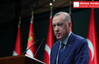 Cumhurbaşkanı Erdoğan'dan Türk Konseyine Mesaj:...