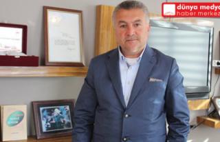 Hatayspor Basın Sözcüsü Rahmi Vardı'dan Boupendza...