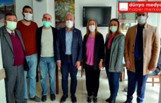 İskenderun'da Kilis Kültür Derneği Toplantısı...