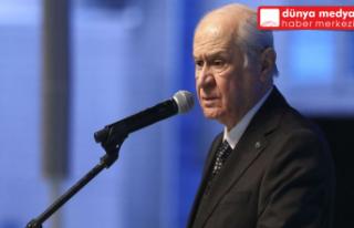 MHP Lideri Bahçeli'den Kıbrıs Rum Kesimi'ne:...