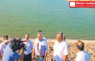 Tahtaköprü Barajı Çukurova'nın Yeni Umudu Oldu!