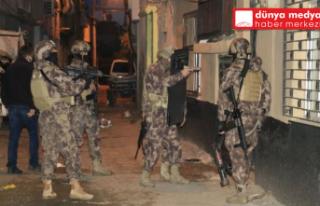 Adana'a DEAŞ Operasyonu   7 Gözaltı!