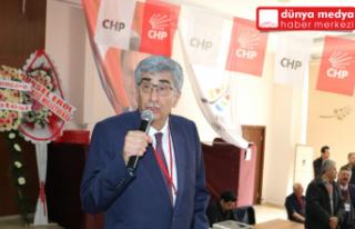 """CHP Hatay İl Başkanı Parlar: """"600 bin Suriyeli..."""