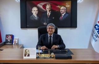 CHP Hatay İl Başkanı Parlar'dan Nutuk Skandalına...