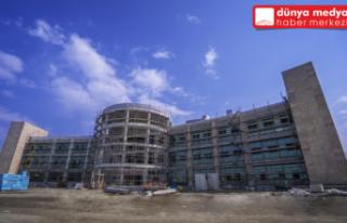 Dörtyol Devlet Hastanesi 2022'de hizmete girecek